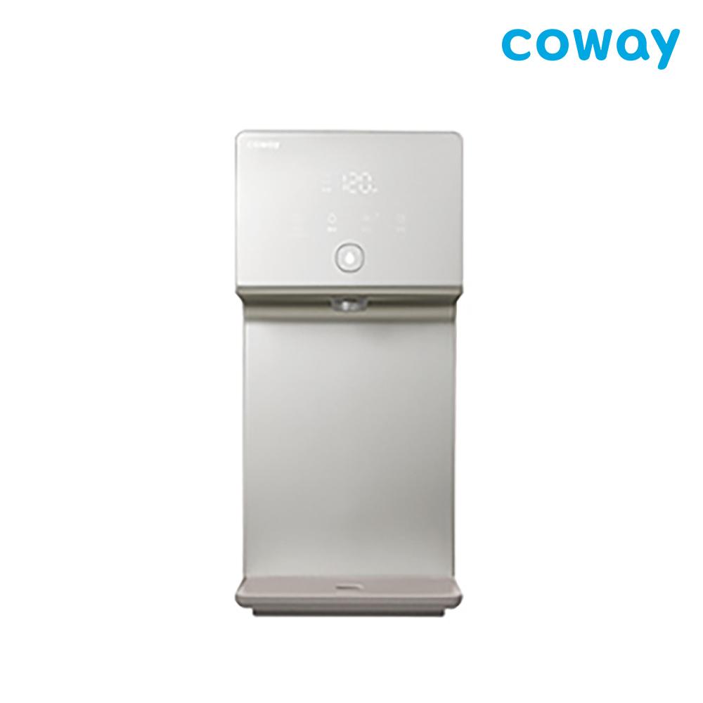 코웨이 아이콘 냉온정수기 방문형/3년 CHP-7210N(BG)(3년/방문형)(타사보상)
