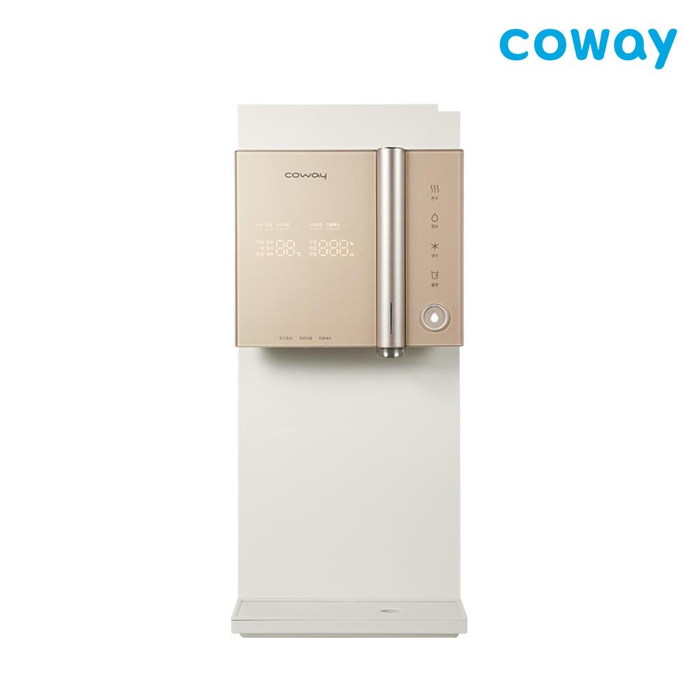코웨이 한뼘 시루직수 냉온정수기 CHP-8300R